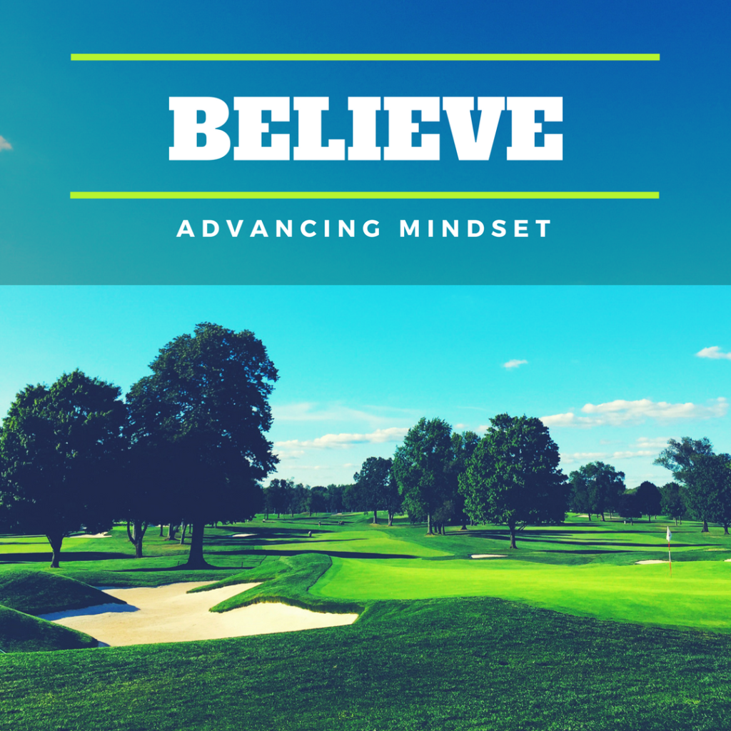 believe. advancingmindset.com